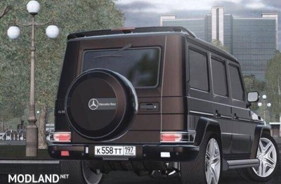 Mercedes-Benz G350 CDI (W463) [1.5.1], 3 photo